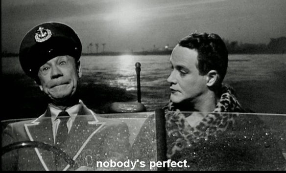 nessuno è perfetto