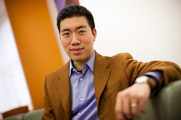 Harvard University Professor David Liu