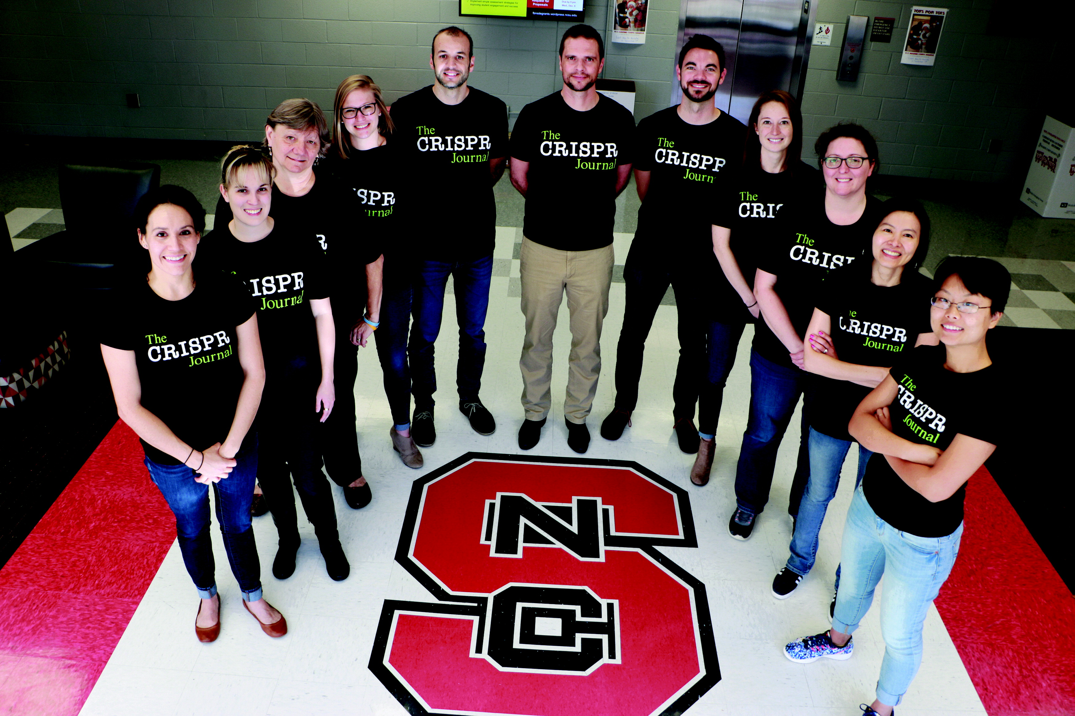 Rodolphe Barrangou lab at North Carolina State University.