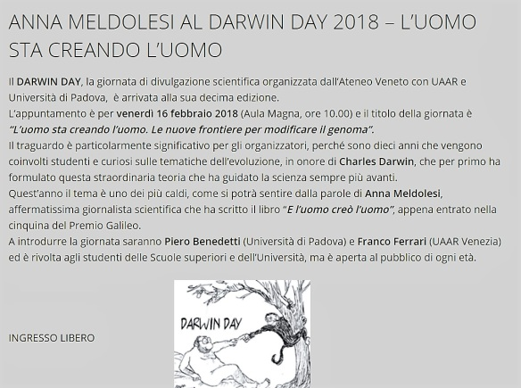 Darwin Day Venezia (2)