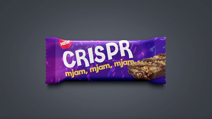 crispr snack