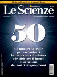 le scienze 50 cover
