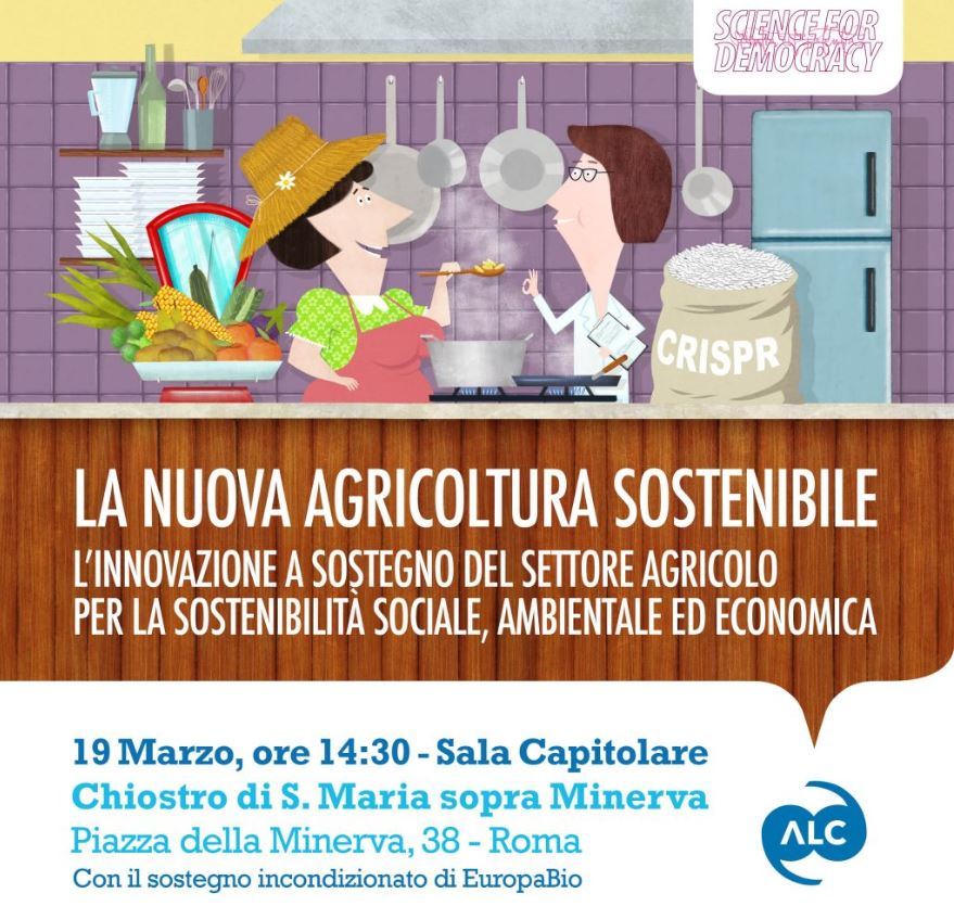 Agricoltura sostenibile Coscioni